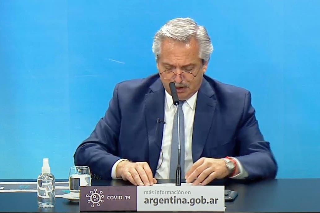 Coronavirus: para el Foro de Davos, la Argentina tuvo uno de los peores resultados en la lucha contra el Covid-19