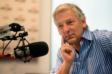 """""""Esto va a dejar al ministro Martín Guzmán mal parado, porque su pronóstico de inflación para 2021 fue del 30%, la está errando por 20%"""", dijo Longobardi"""