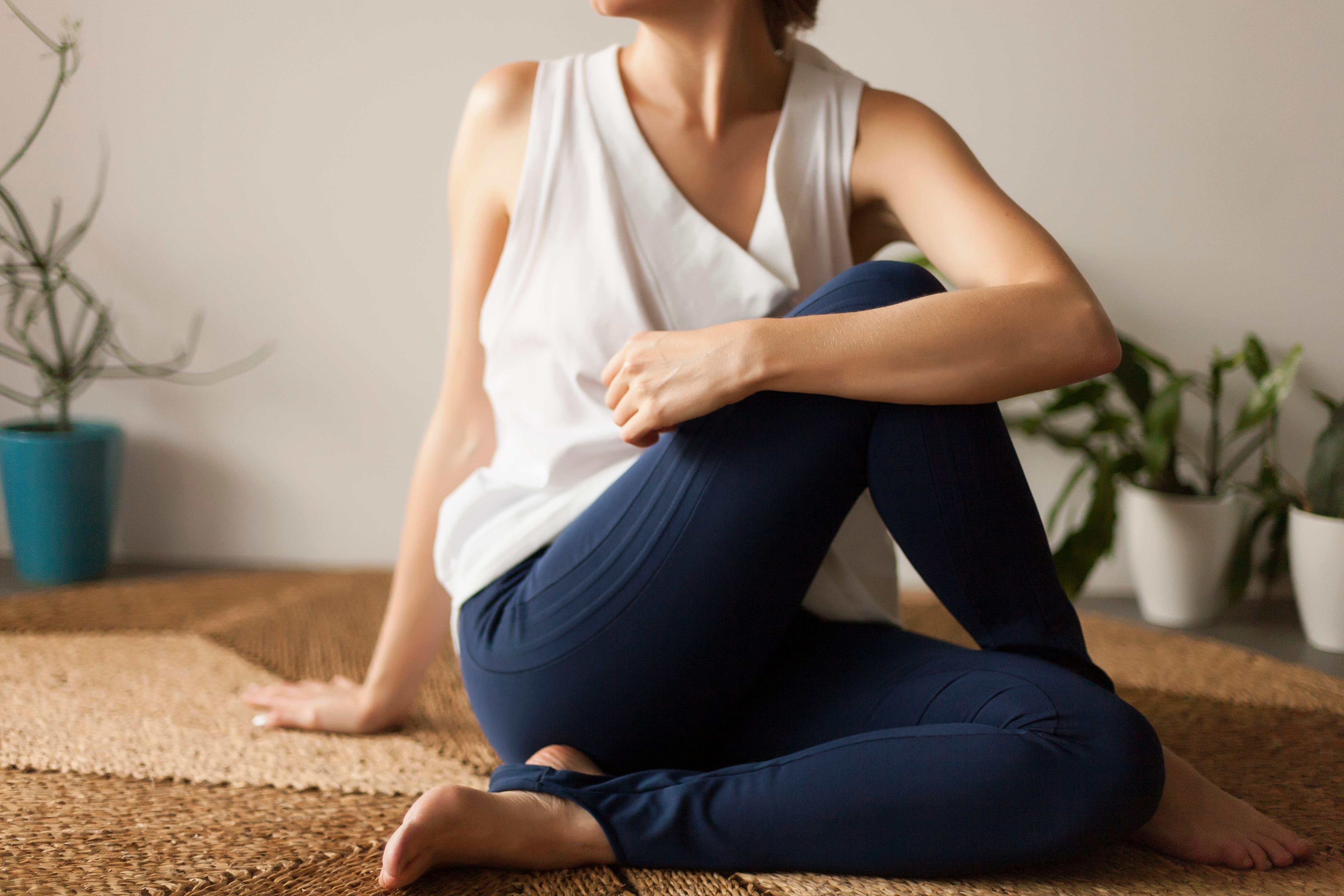 11 cosas que seguro no sabías y deberías leer antes de empezar yoga - LA  NACION 10bbe8f70c7f
