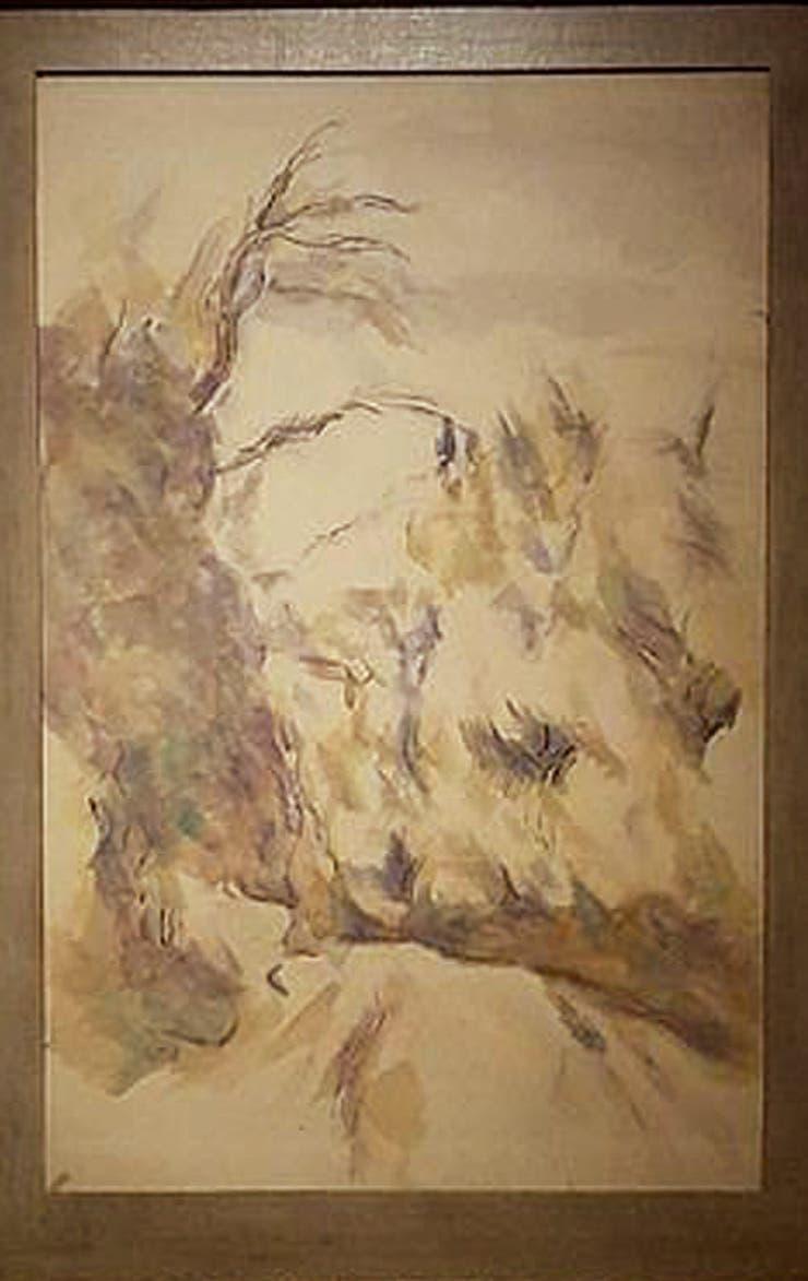 Recodo en el camino de Paul Gauguin