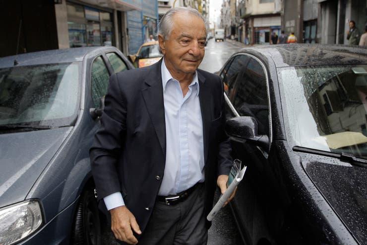 Armando Cavalieri, titular de la Federación Argentina de Empleados de Comercio y Servicios