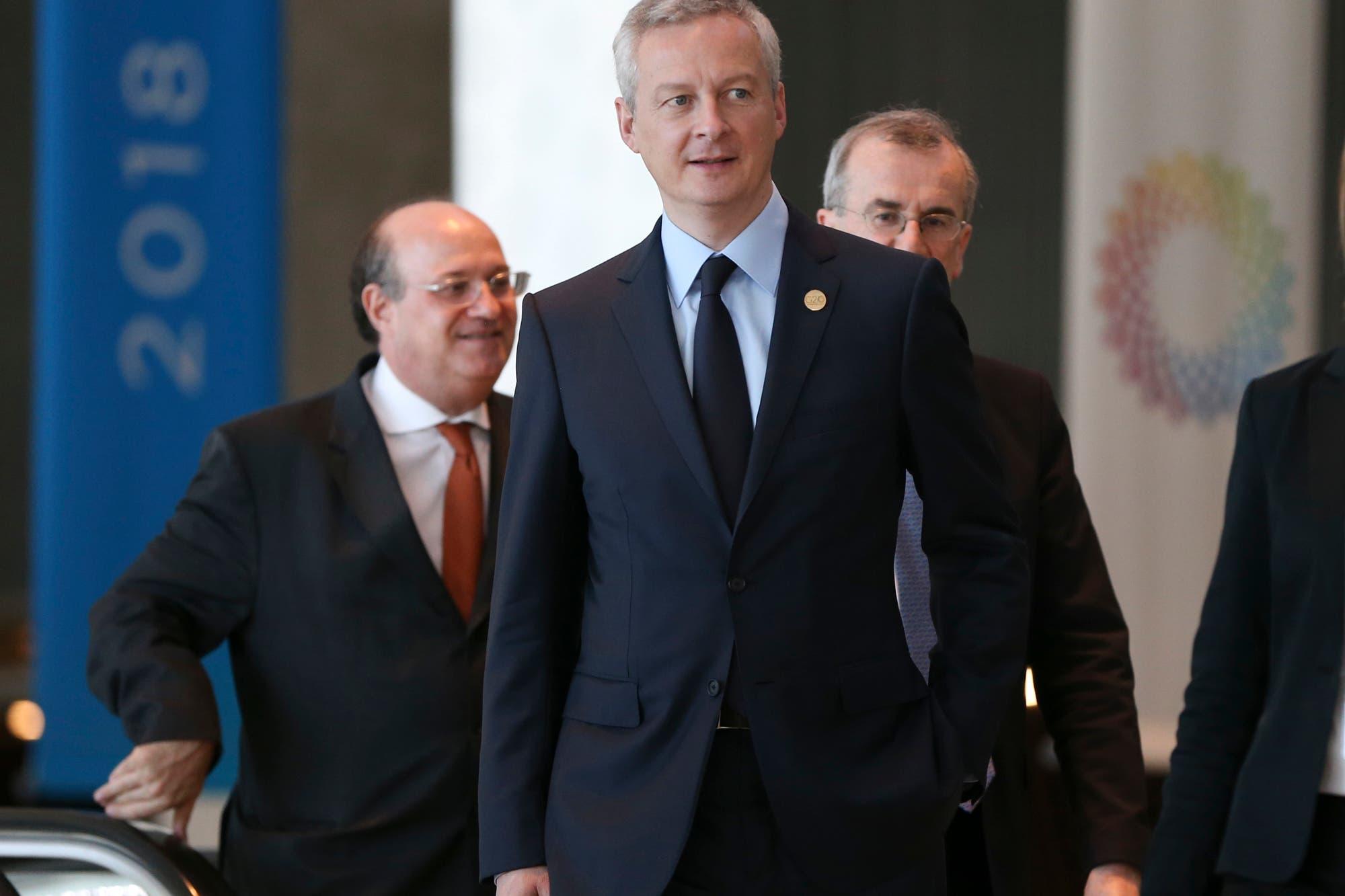 Cumbre del G-20: Francia se mostró a favor de un acuerdo de libre comercio entre la Unión Europea y el Mercosur
