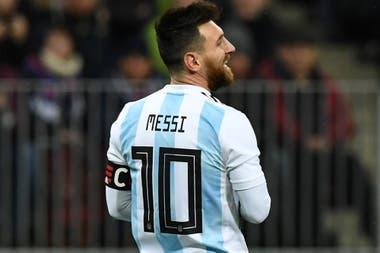 Lionel Messi, el aglutinador de las ilusiones mundialistas argentinas