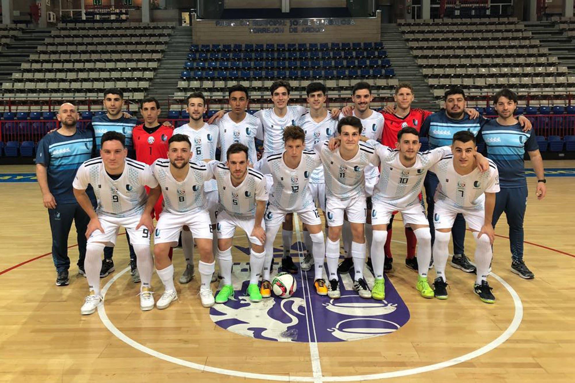 Fue estafada con los pasajes y reservas, pero la selección universitaria argentina de futsal ya ganó su propio partido
