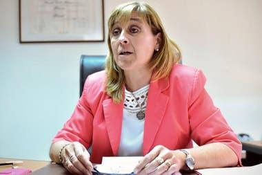 La jueza a cargo de la causa, Marta Yáñez