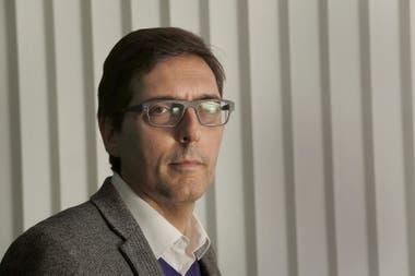 Fernando Juan Lima, presidente del Festival de Cine de Mar del Plata, que se realizará en noviembre próximo aunque se desconoce aún la modalidad
