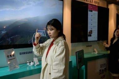 El nuevo Galaxy S10 5G ofrecerá velocidades hasta 20 veces más rápidas que los teléfonos actuales