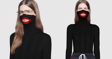 El suéter blackface de Gucci repudiado por racista