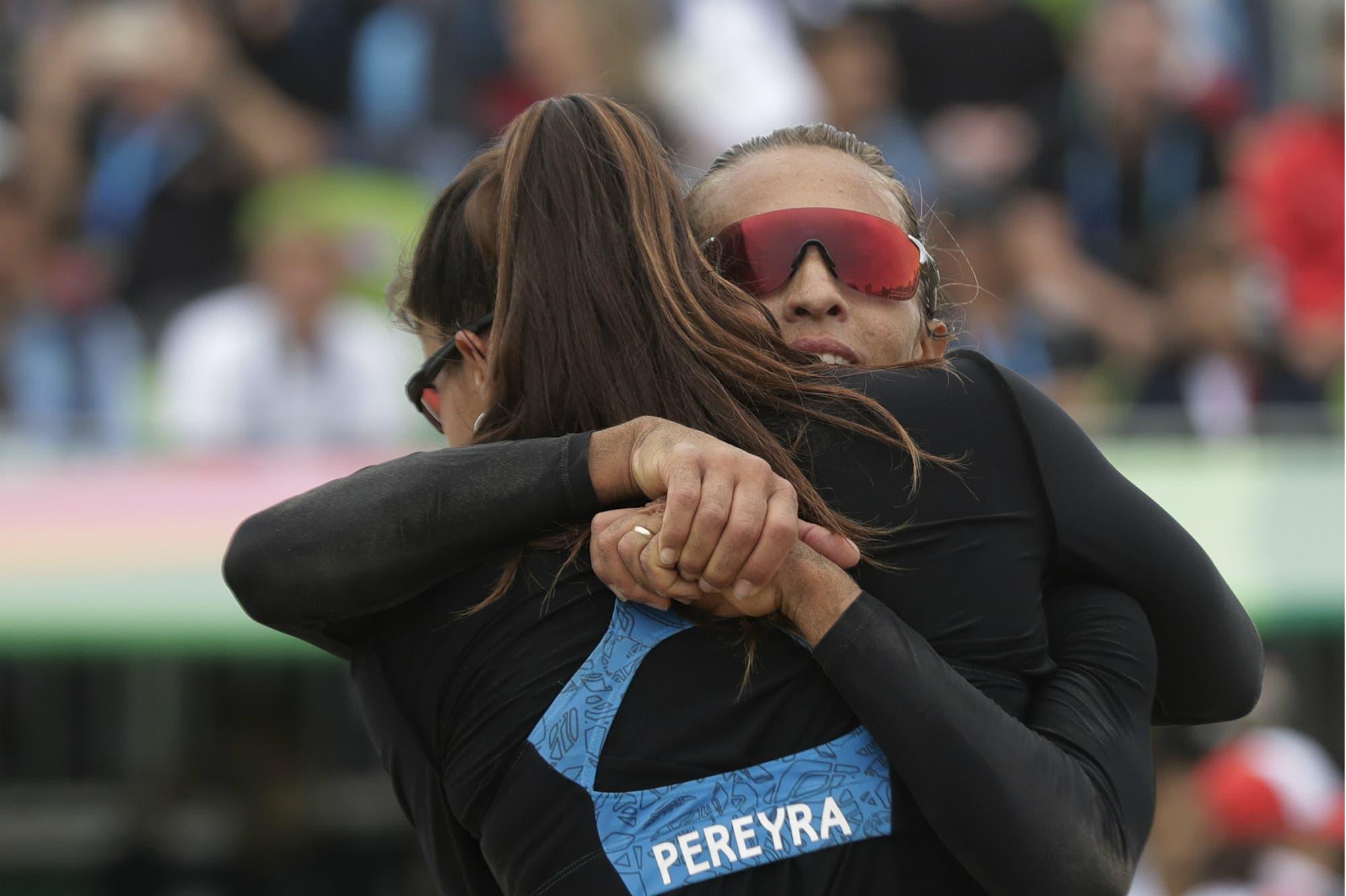 Panamericanos. Las Guerreras de la arena pelearon hasta el final: medalla plateada en beach volley