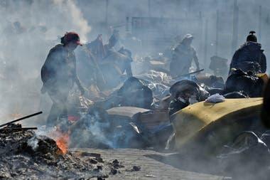 Las protestas paralizaron la economía ecuatoriana y dejaron como saldo cientos de heridos y siete muertos.