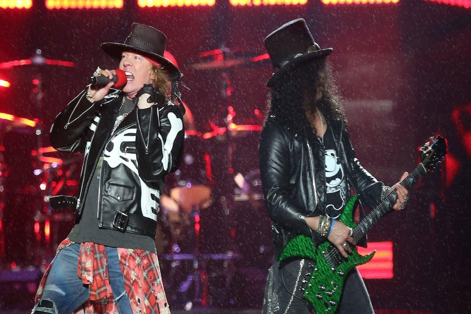 Lo hicieron de nuevo: Guns N' Roses vuelve a batir récords en YouTube
