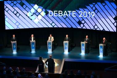 Las Frases Más Picantes Del Debate Presidencial En La Uba