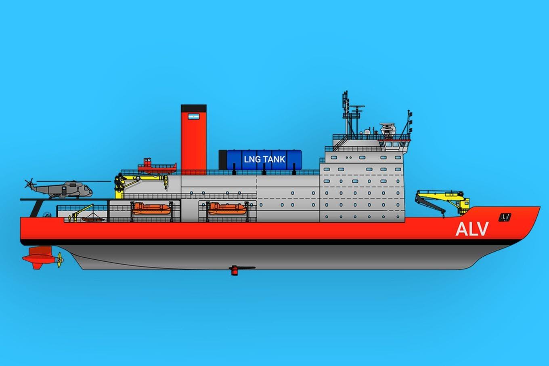 Resultado de imagen para Estudiantes de la UTN Facultad Regional Buenos Aires (FRBA) fueron premiados en una competencia internacional por el diseño de un buque polar