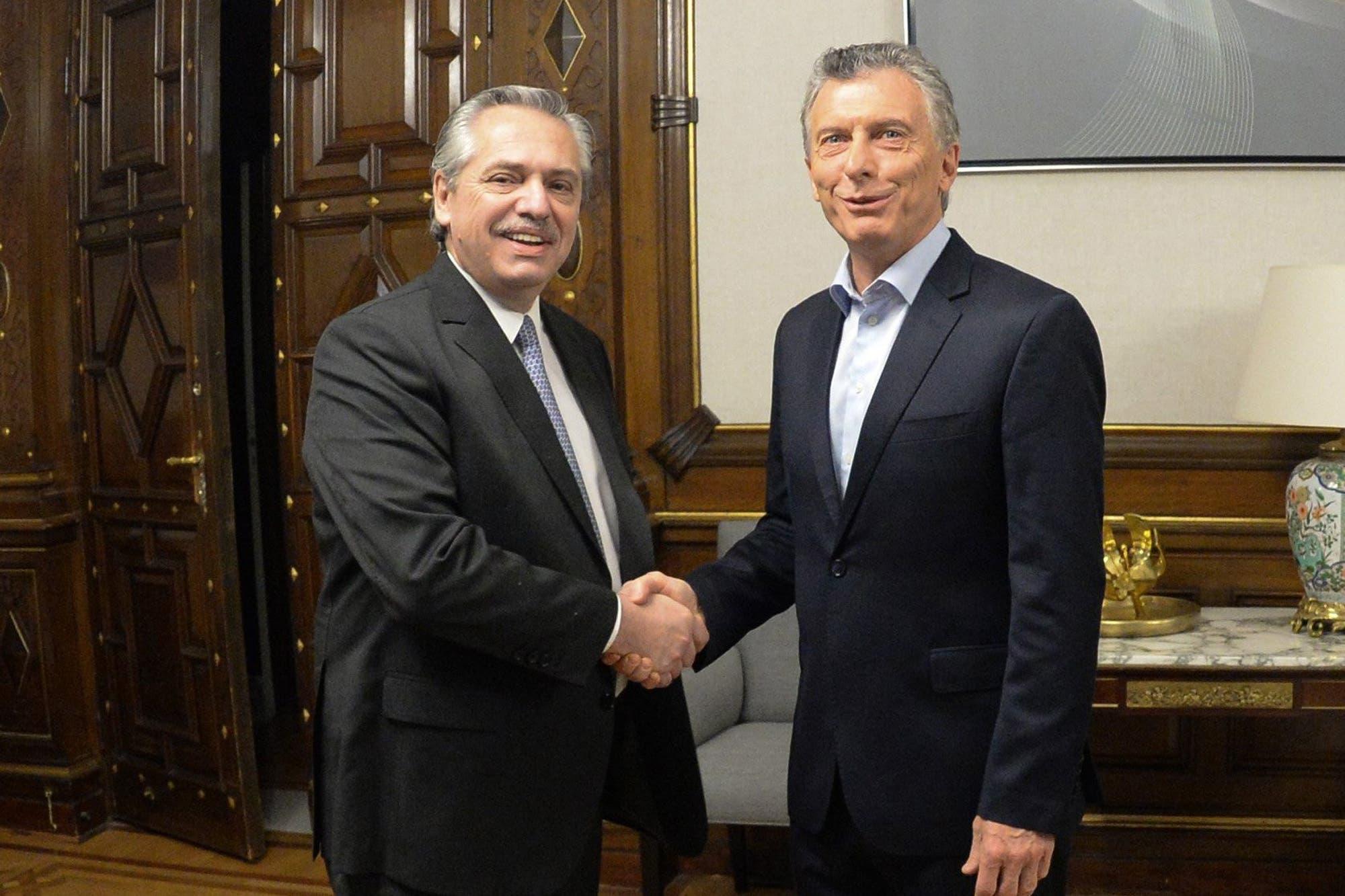 """Mauricio Macri prepara un mensaje con el """"estado del Estado"""" que le dejará a Alberto Fernández"""