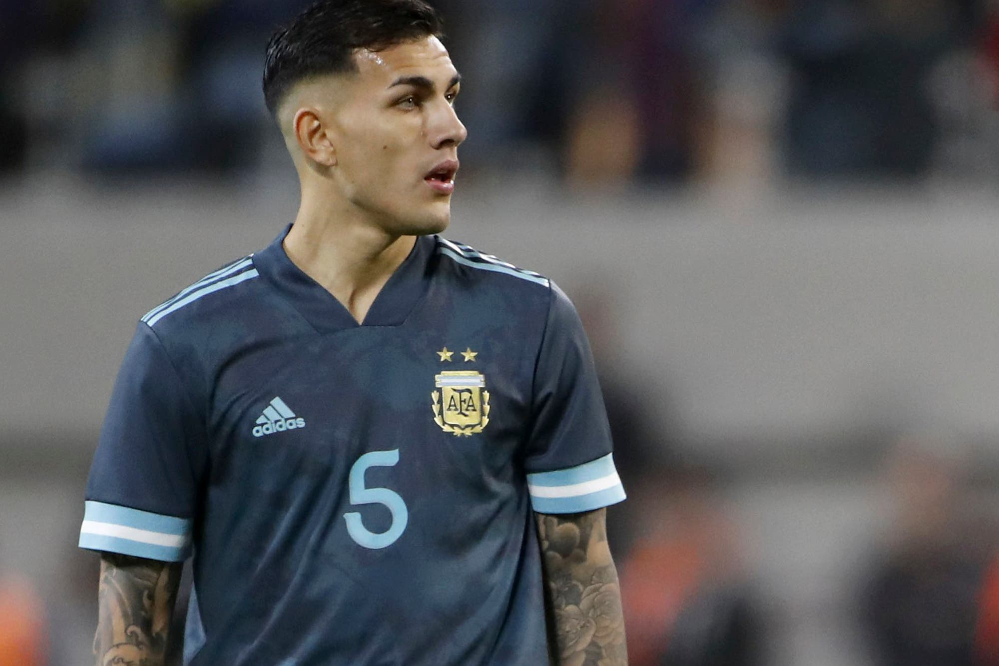 Argentina-Uruguay. El 1x1 de la selección: un equipo parejo y las manos flojas de Andrada