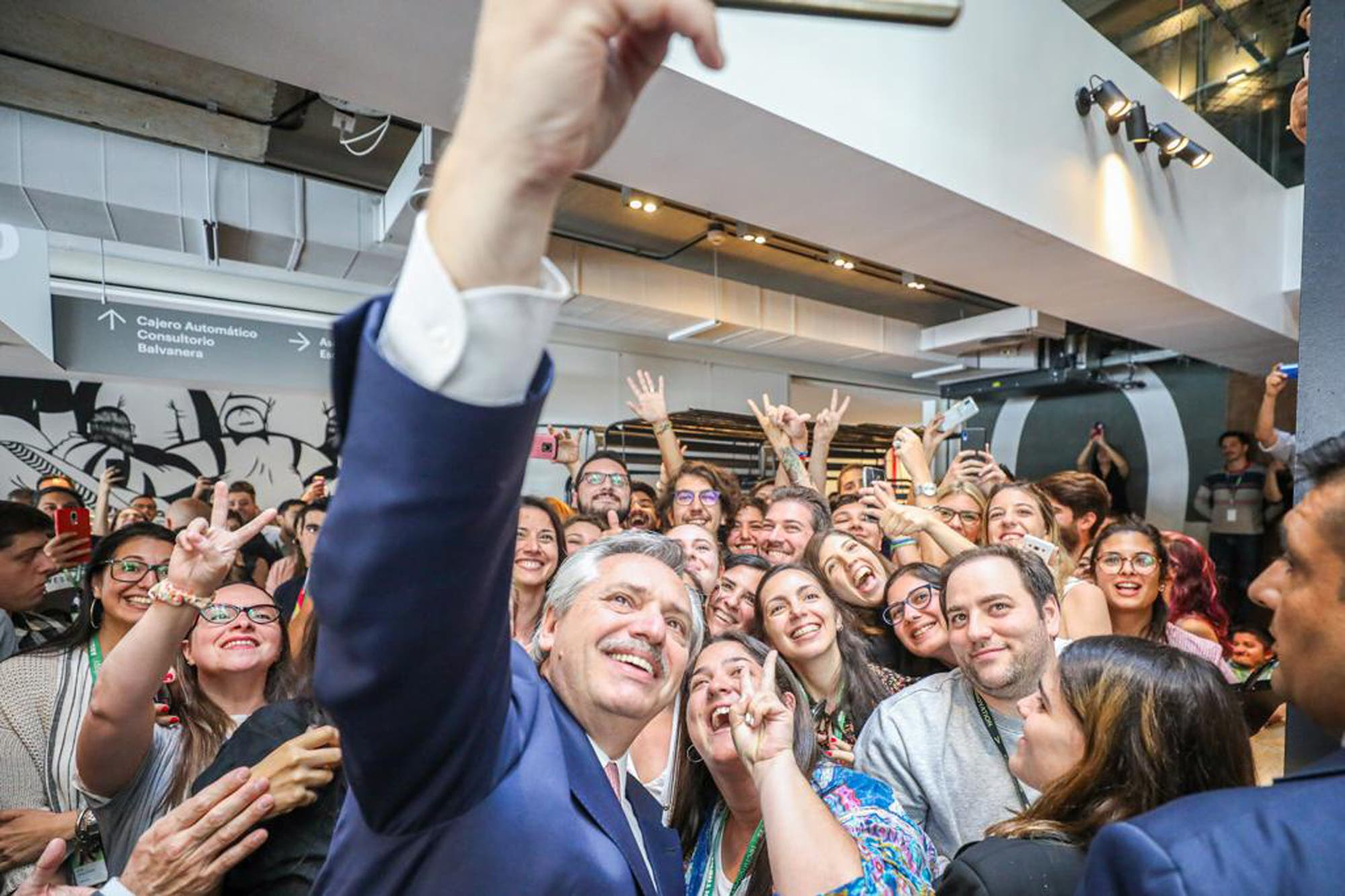 Alberto Fernández confirmó la visita de una misión del FMI y prometió una inflación de un dígito para 2023