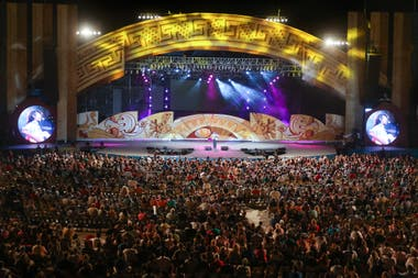 Festival de folklore de Cosquín