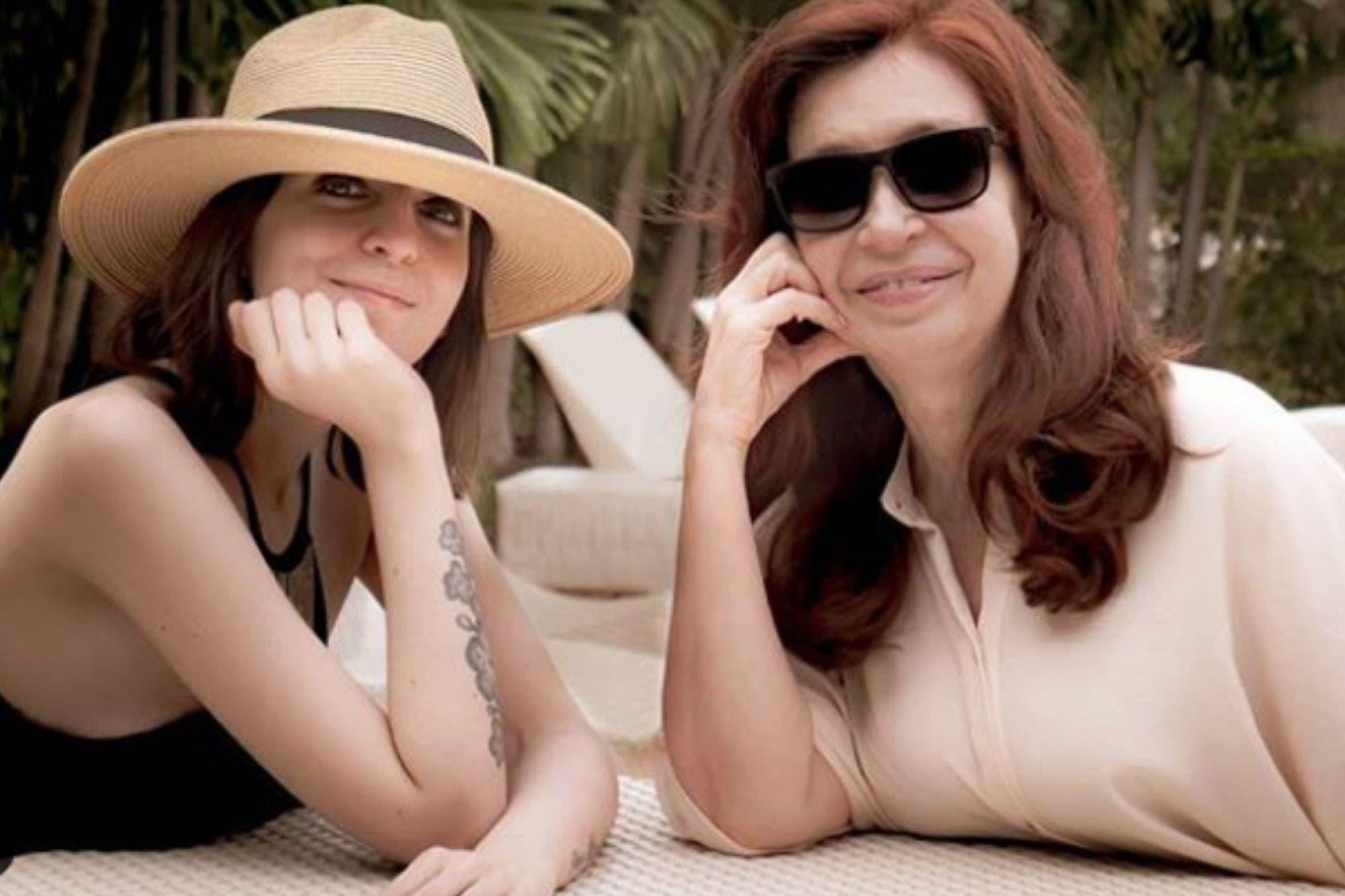 Actores Porno Cubanos cristina kirchner regresó a la argentina desde cuba, junto a