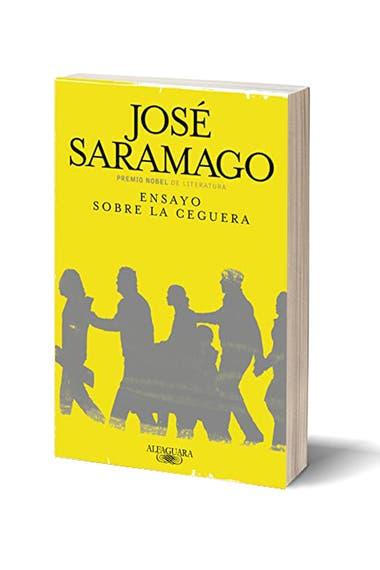 Una pandemia se extiende en este libro cumbre de la obra de Saramago: la ceguera blanca