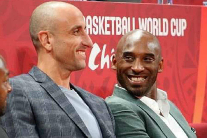 Manu Ginóbili: cómo vivió el Mundial de China, lo que habló con Kobe Bryant y lo que más teme del coronavirus