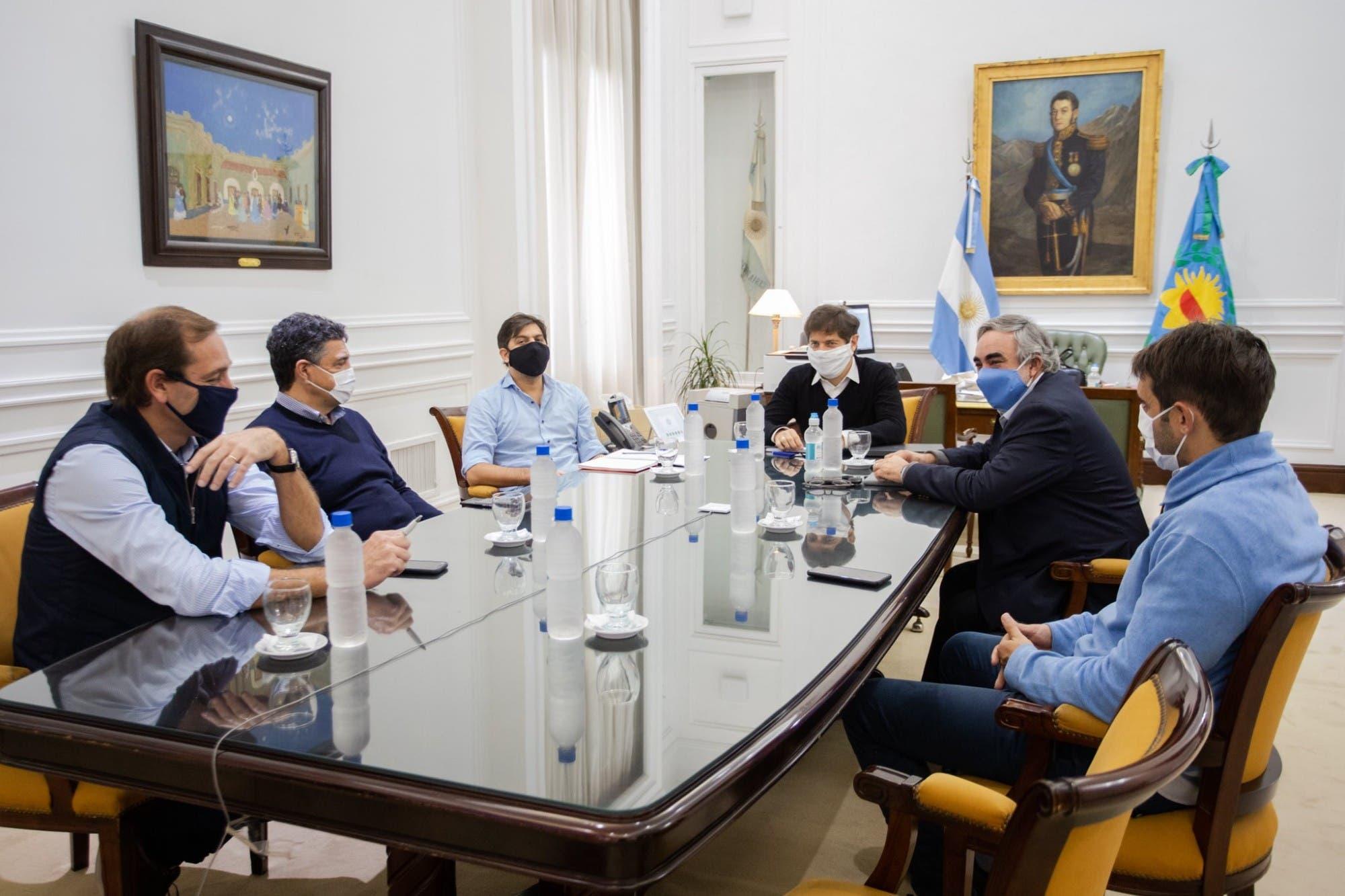 Axel Kicillof logró un acuerdo con Juntos por el Cambio para aprobar un nuevo endeudamiento de la Provincia