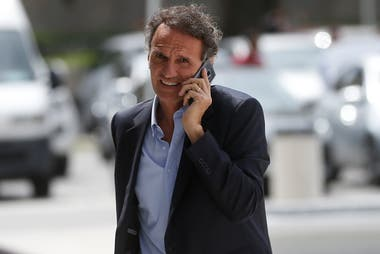 A Gabriel Katopodis lo cuestionaron en las redes cuando dejó el espacio de Sergio Massa