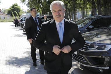 El canciller, Felipe Solá, considera que las exportaciones serán claves para la recuperación económica