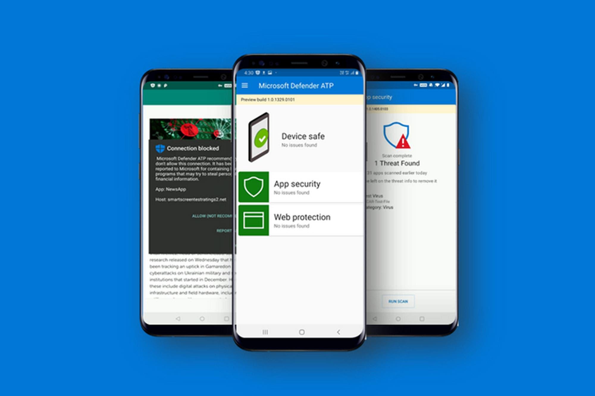 Defender ATP: así es el antivirus de Microsoft para teléfonos Android