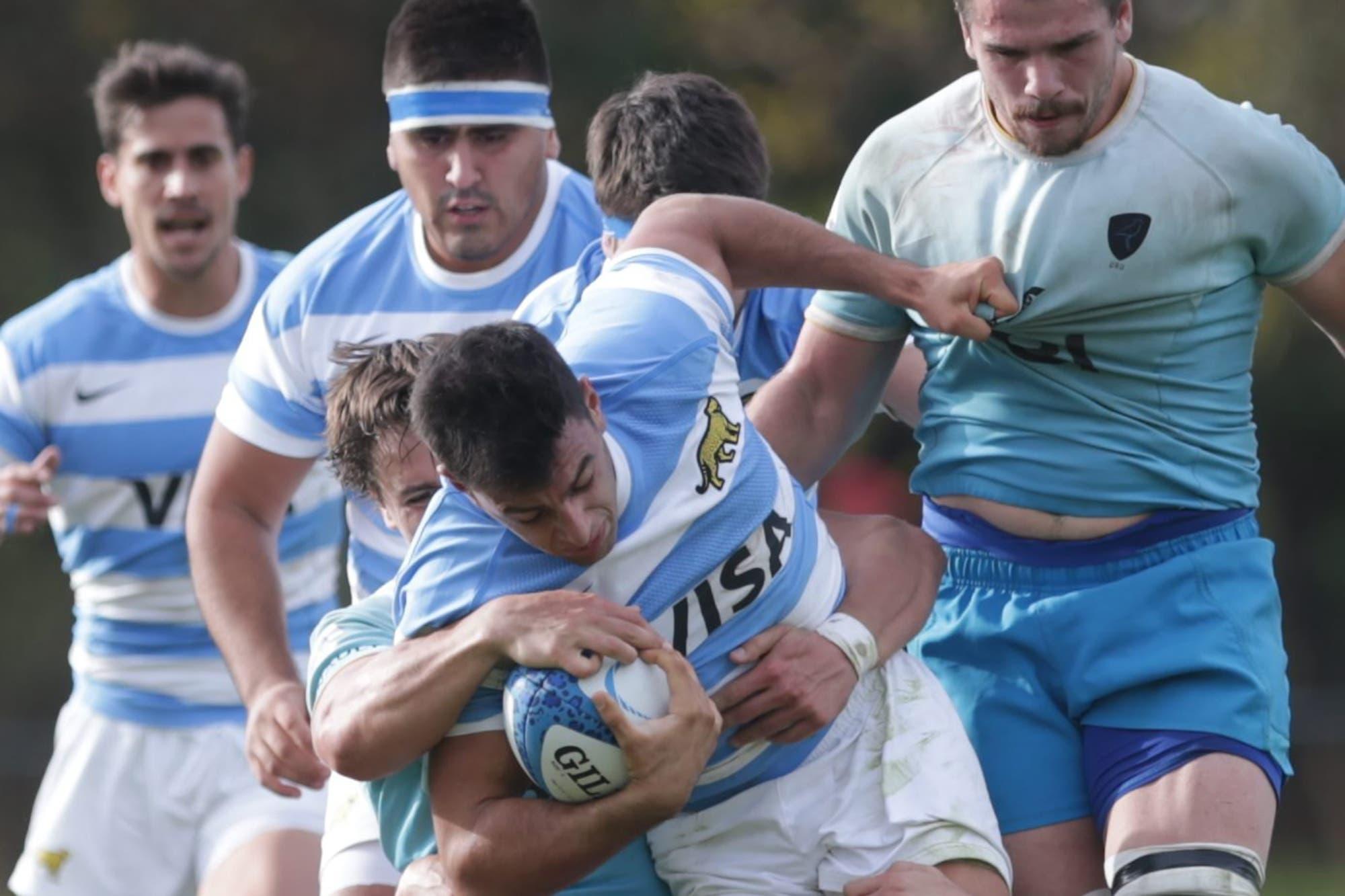 Una chance de juego para los Pumas: el Sudamericano, preparación para el Rugby Championship