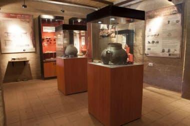 El centro de interpretación de la cultura aguada, en Catamarca