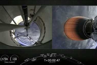 La primera estación con la que tomará el contacto el satélite es la ubicada en Lima, Perú,