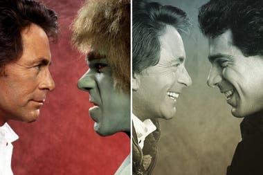 Bill Bixby y Lou Ferrigno: un sólo hombre en la ficción, dos grandes amigos en la vida real