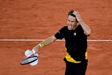 Diego Schwartzman, que este viernes se medirá con Rafa Nadal en las semifinales de Roland Garros, se aseguró ingresar en el Top 10.