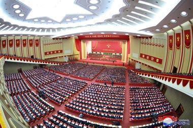 El congreso del Partido de los Trabajadores que terminó ayer