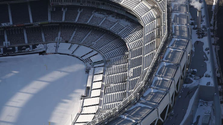 El estadio de los New York Yankees