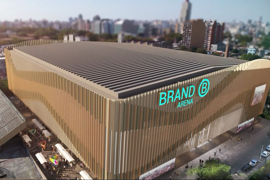 LA NACION presentó su Arena, un moderno centro de espectáculos artísticos y deportivos