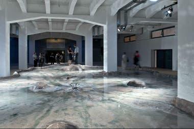 """""""El silencio de las sirenas"""", según el artista argentino Eduardo Basualdo"""