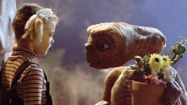 El recuerdo de E.T., un film memorable