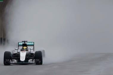 Hamilton, protagonista en el Gran Premio de Bélgica que abre la temporada