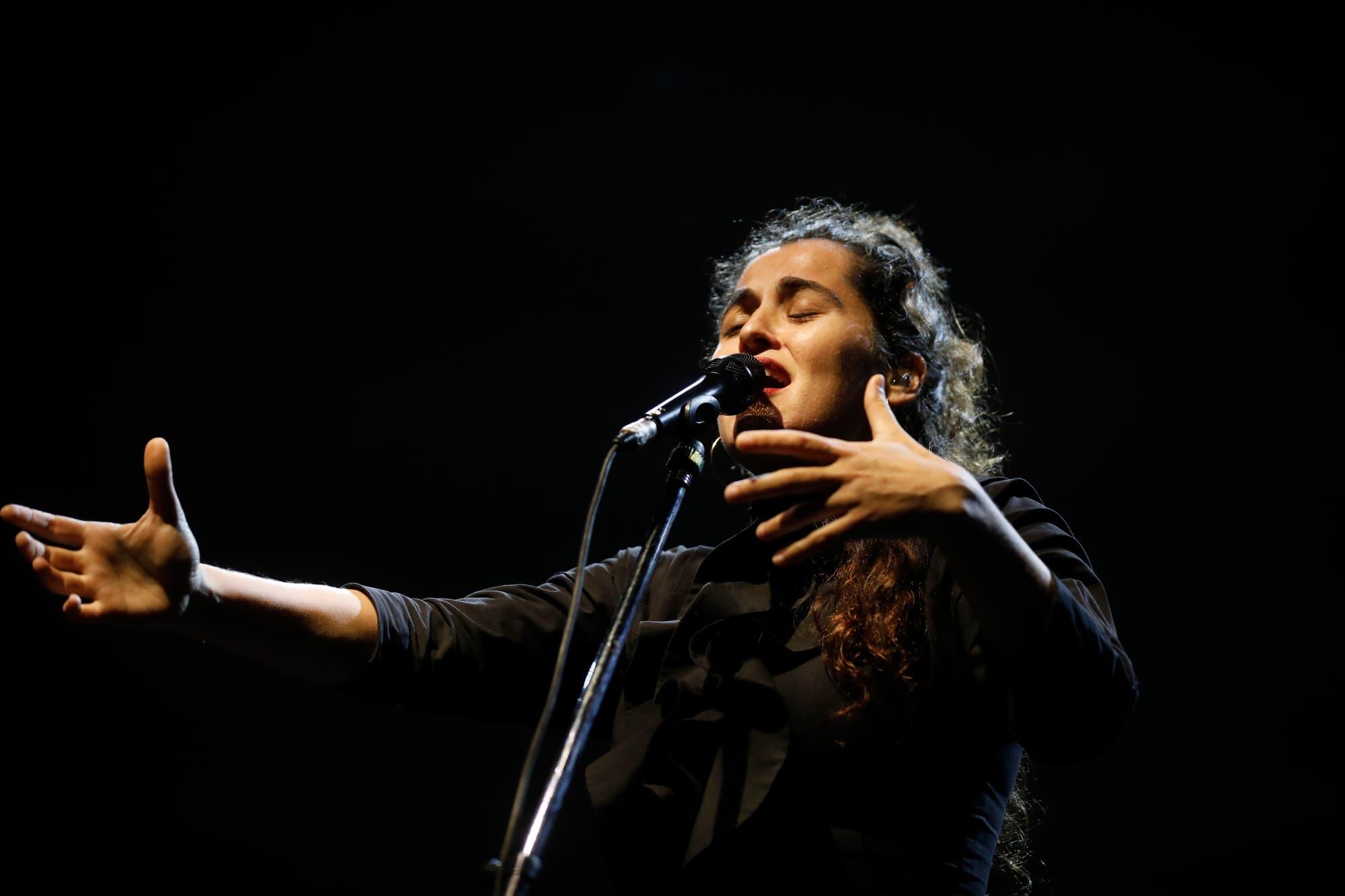 Silvia Pérez Cruz homenajeó a Barcelona en la Feria del Libro