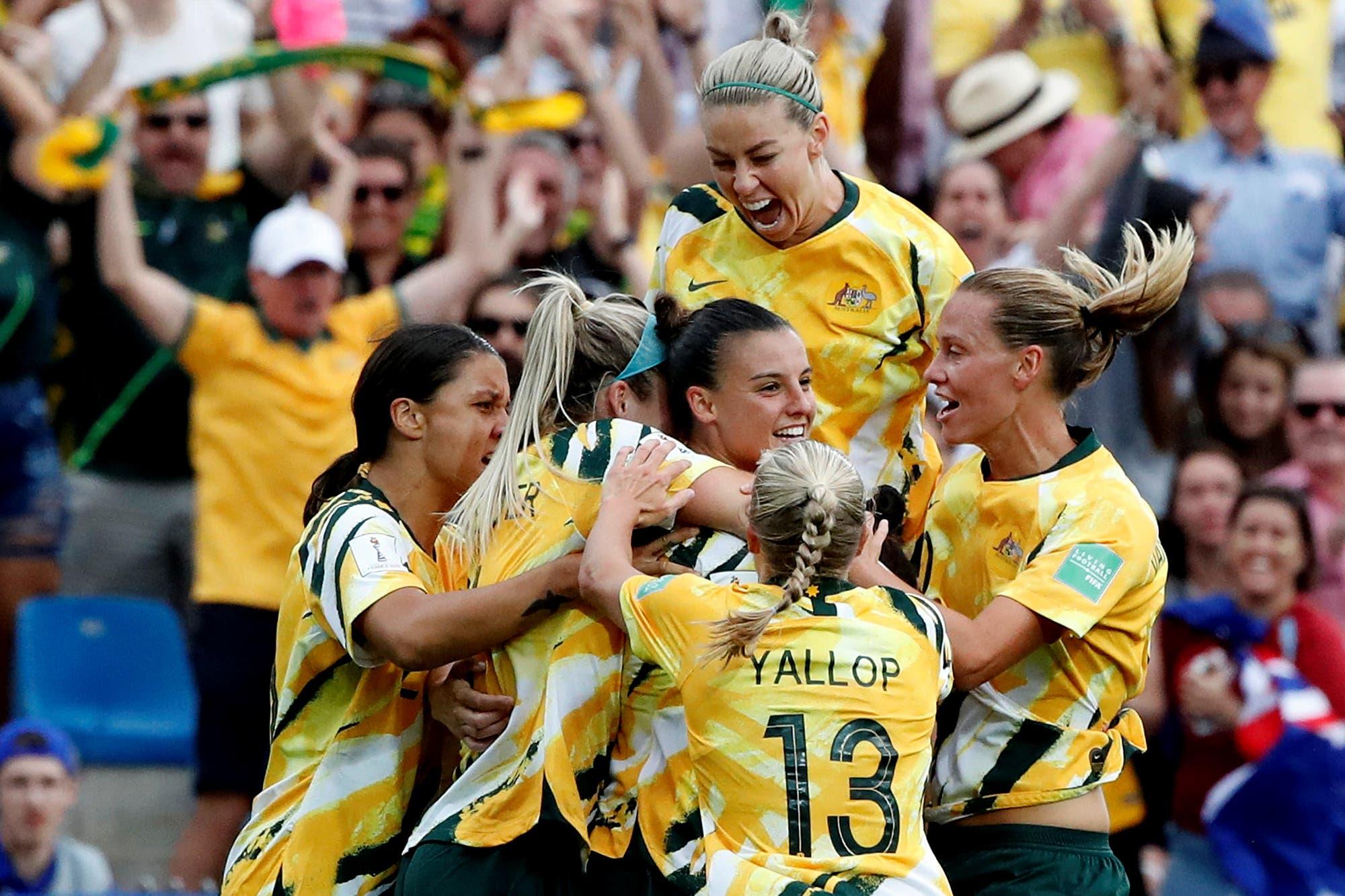 Mundial femenino 2019: Marta superó un récord de Klose, pero Brasil sufrió una dura remontada ante Australia
