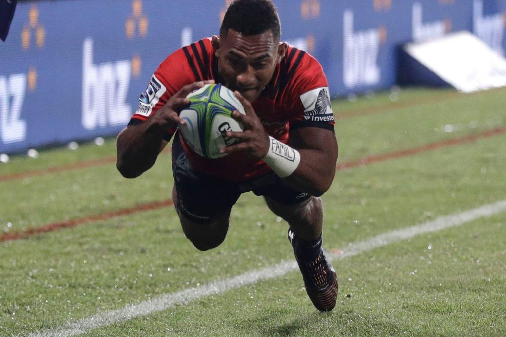 Súper Rugby: la citación a los All Blacks de un jugador de Crusaders que generó polémica a horas de la final