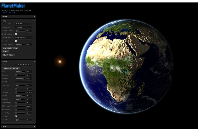 Mi planeta
