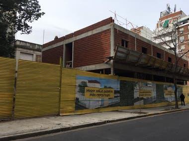 El Hospital Rivadavia encara una remodelacin de su edificio principal y del sector de guardias