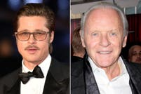 Brad Pitt y Anthony Hopkins hablan de sus problemas con el alcohol