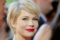 Embarazada, Michelle Williams se comprometió con el director Thomas Kail