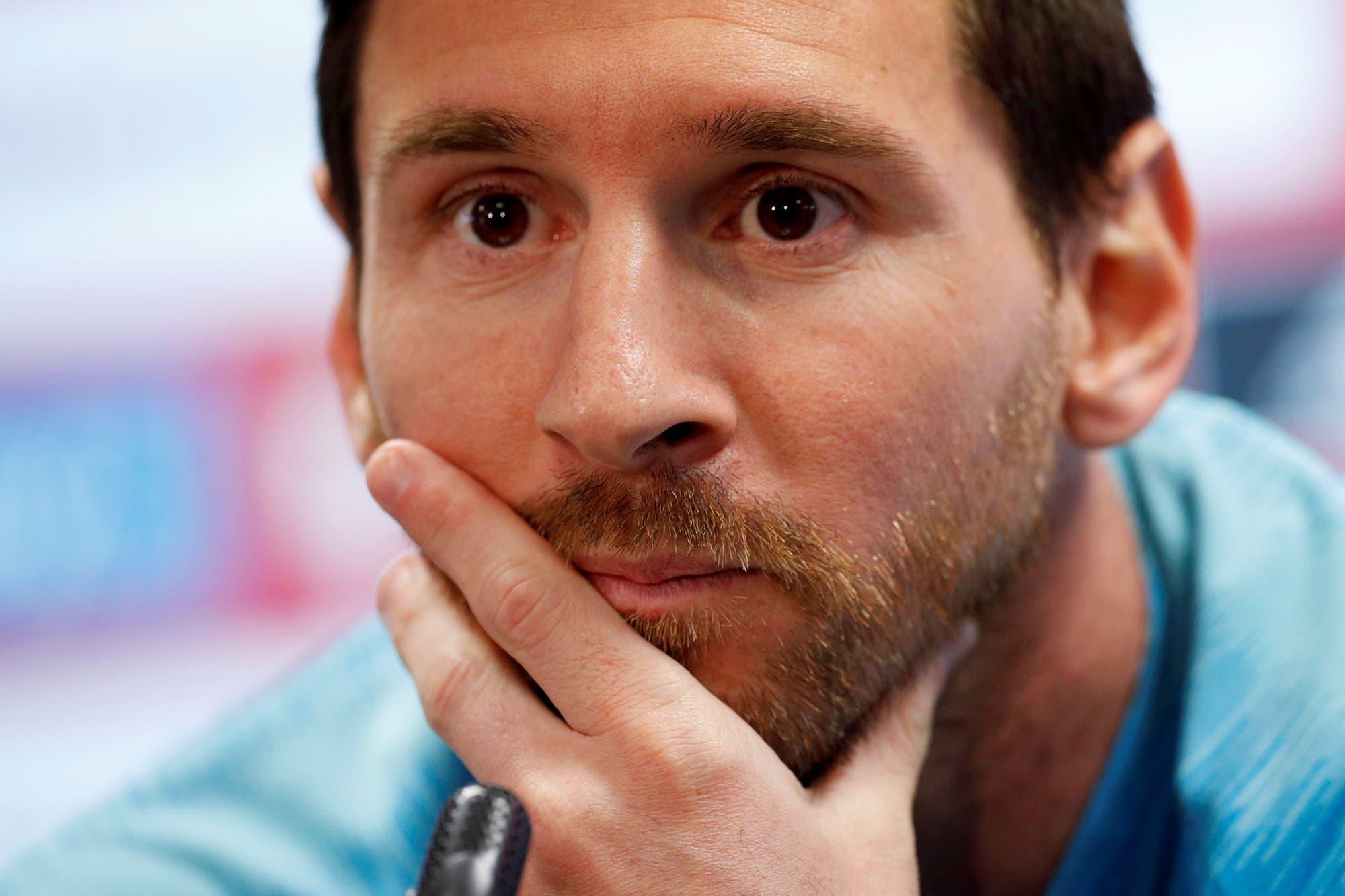 Habló Lionel Messi: lo que piensa del escándalo de Barcelona, su debilidad por Lautaro Martínez y su futuro