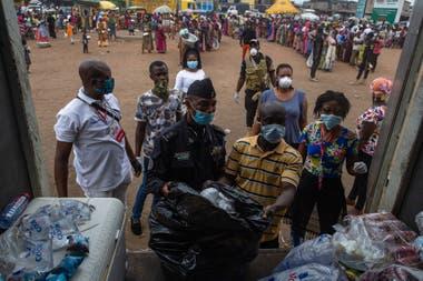 Coronavirus: más de 90 países solicitan auxilio financiero ante el ...