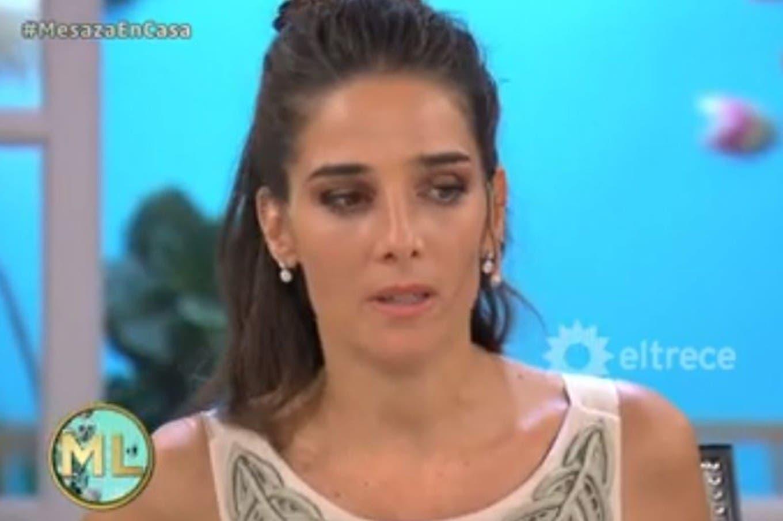 La emoción de Juana Viale por la confesión del nutricionista Sergio Verón
