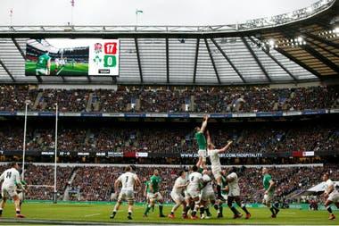World Rugby tiene como objetivo cambiar las formas de juego para que no haya contagios